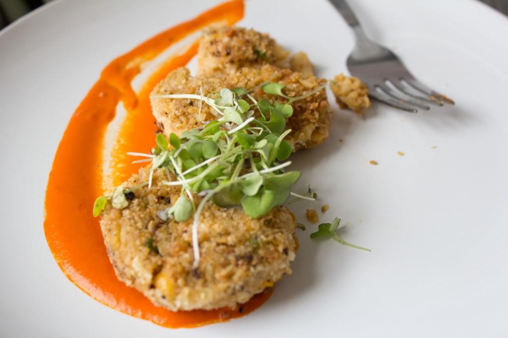 Vegan Crab Cakes Sweet Potato Soul