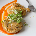 "Vegan ""Crab"" Cakes + My Little Harlem Kitchen Vegan Brunch"