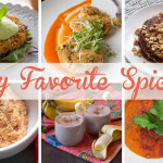 My favorite spices + recipes to go along with them {VIDEO}