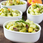 Refreshing Cucumber & Avocado Salad
