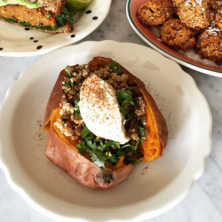 4 ways to eat a Sweet Potato––Savory to Sweet {VIDEO}