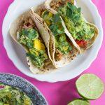 Jerk Jackfruit Tacos