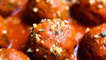 best vegan lentil meatballs
