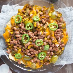 Loaded Vegan Nachos + SPS Cookbook Club {VIDEO}