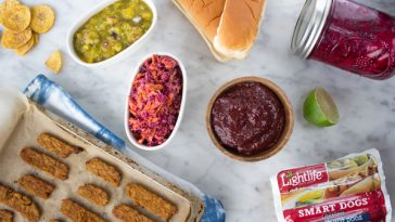 Vegan Hot Dog Toppings | www.sweetpotatosoul.com