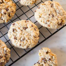 5 Ingredient Vegan simple Recipes Tahini Cookies   www.sweetpotatosoul.com