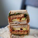 BBQ Tempeh Sandwich | Back to School Lunch Ideas