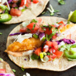 Classic Vegan Fish Tacos