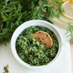Carrot Top Pesto | How to Utilize Food Scraps {VIDEO}