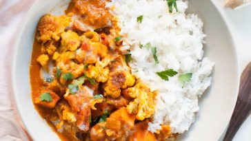 Tempeh Tikka Masala | Easy Instant Pot Recipes {VIDEO}