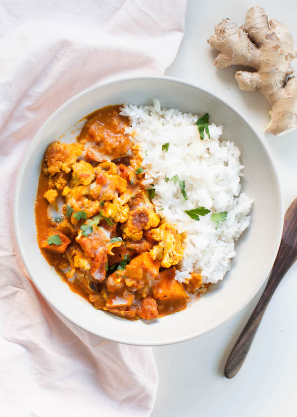 Tempeh Tikka Masala | Easy Instant Pot Recipes | @sweetpotatosoul