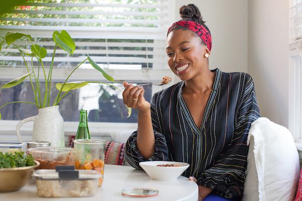 Jenne Claiborne Fall Meal prep