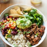 Ultimate Vegan Burrito Bowl