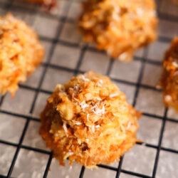 Sweet Potato Macaroons