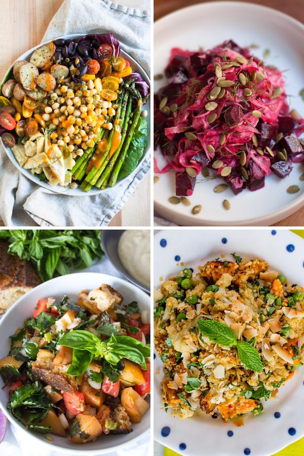 Veggieful Vegan Salads
